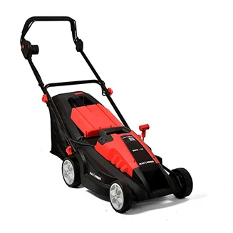 MAX GREEN Electric Lawn Mower with1600 watts & 2 HP Motor Sold Exclusively (with 100 feet Cable)