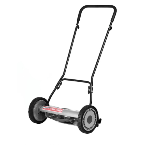 The great States 5-Blade 18-Inch 815-18 Push Reel Best Lawn Mower